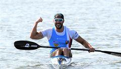 'Místo olympiády chytám ryby.' Kajakář Dostál se chystá na vrchol sezony, chce zajet světový rekord