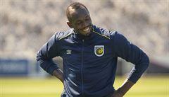 První fotbalová příprava Usaina Bolta. Do října by chtěl získat smlouvu