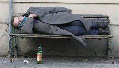 Pražští bezdomovci dostanou k Vánocům řízek i radu psychologa