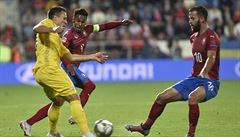 Češi jsou na nejhorší pozici v žebříčku FIFA v historii, vede Belgie společně s Francií