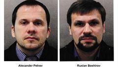 Jsou to civilisté a nejsou to žádní zločinci, říká Putin o obviněných Rusech v kauze Skripalových
