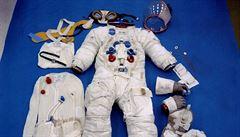 Skafandry měli od výrobce spodního prádla. 10 věcí, které jste nevěděli o přistání na Měsíci