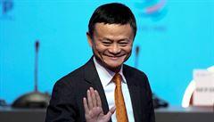 Zakladatel největšího čínského e-shopu Alibaba Jack Ma odchází z vedení firmy