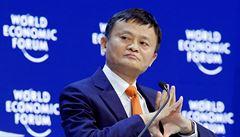 Recept na úspěch miliardáře Jacka Ma vyvolal vášně. Pracujte 12 hodin denně 6 dní v týdnu, poradil Číňanům