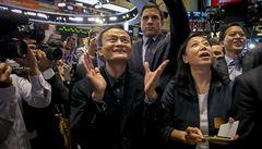 Přivydělával si v KFC, nyní je z bláznivého Jacka majitel gigantu Alibaba a miliardář