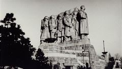 Z 'fronty na maso' bude galerie. Praha chce obnovit podzemí bývalého Stalinova pomníku