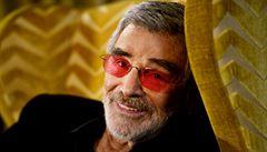 Zemřel americký herec Burt Reynolds. Proslavil se westerny i komediemi