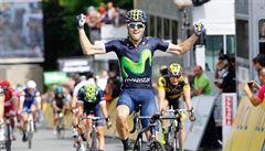 Náskok lídra Vuelty Herrady se po třinácté etapě ztenčil, vyhrál Španěl Rodríguez
