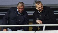 UEFA Mafia? Tvrdík dostal za kritiku místopředsedy UEFA pokutu 258 tisíc