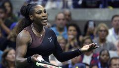 S rozhodčím jsme byli nejdříve na stejné straně, pochopil mě, říká Serena Williamsová