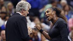Užívá se dvojí genderový metr, zlobila se Serena. Tenisová asociace WTA jí dala za pravdu