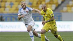 Liga národů: Ukrajina si po výhře nad českým týmem vyšlápla i na Slovensko