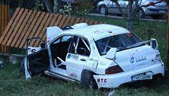 Auto při rallye zabilo čtyři dívky, nejmladší bylo sedm let