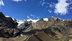 Ledovci na nejvyšším vrcholu italských Dolomit zbývá možná jen 15 let života, varují vědci. Ztratil 80 procent objemu