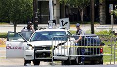 Američtí policisté chytili na dálnici pětiletého kluka za volantem SUV. Prý si jel koupit lamborghini