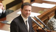 Vondráček si vyžádal seznam hostů na inauguraci. Odpoledne řekne, zda pozve i rektora Beka