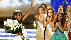 Americké krásky soutěžily poprvé bez promenády v plavkách. 'Mohla jsem se pořádně najíst,' říká vítězka