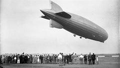 Před 90 lety se poprvé vznesla nejúspěšnější vzducholoď všech dob