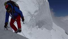 Byl to elegantní výprask, říká horolezec Holeček po neúspěchu na Nanga Parbat
