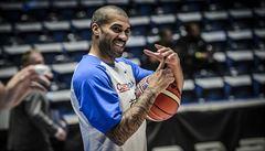 Americká hvězda basketbalistů Schilb: 'Na MS chci vyzvat rodnou zem'