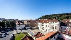 PRVOREPUBLIKOVÉ SKVOSTY: Tyršův dům, fénix z ruin Michnova paláce. Otevíral ho Masaryk