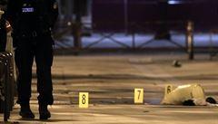 Francouzská policie zatkla Afghánce, který v Paříži pobodal sedm lidí