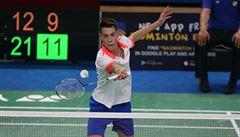 Badmintonisté na mistrovství Evropy juniorů obhájili páté místo, vyhrála Francie