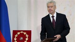 Volby moskevského starosty opět vyhrál Putinův spojenec Sobjanin, získal 70 procent hlasů