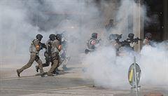 V Praze se konalo největší protiteroristické cvičení, vzejdou z něj návrhy pro modernizaci