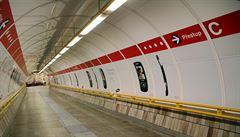 Praha a dopravní podnik otevřou výstup z metra C Budějovická v řádu týdnů