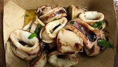 Grilované chobotnice či kalamáry. Na festivaly středomořské kuchyně se můžete těšit i v zimě