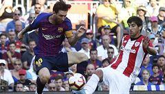 Baskické derby skončilo nerozhodně. Bilbao hrálo s Eibarem 2:2 a podruhé remizovalo
