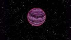 Nový objev astronomů: planeta, která neobíhá kolem žádné hvězdy