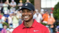 Lídr Molinari bude před posledním kolem Masters čelit velkému tlaku Tigera Woodse