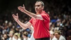 Český basketbal má obrovskou příležitost a musí ji využít, říká izraelský kouč reprezentace