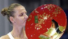 Turnaj mistryň je blízko. Tenistka Plíšková prošla v Tchien-ťinu do semifinále