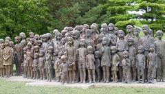 Lidice jsou poslem společenské změny, míru a naděje, ocenila mezinárodní porota památník Lidice