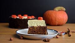 Skořice a máslová dýně. Vyzkoušejte podzimní dort podle cukrářky