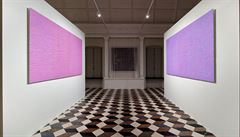 Výstava Invisible Presence. Když se potká umění s nekonečnem