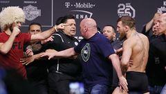Další změna. Galavečer UFC se konat nebude, zápasy na ostrově se ale chystají