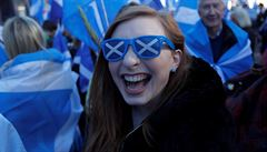 Zmenší se Spojené království? Po brexitu ožívají sny o jednotném Irsku a samostatném Skotsku