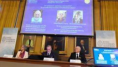 Nobelova cenu za fyziku byla udělena za průlomové vynálezy v laserové fyzice