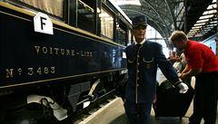 Orient expres slaví 135 let. Legendární vlak vyjede z Prahy 13. října