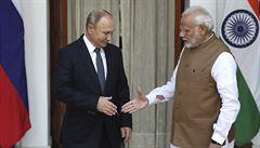 Rusko dodá Indii protiraketový systém za pět miliard dolarů. I přes sankce ze strany USA