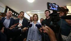 O vstupu Pirátů v Brně do koalice vedené ODS rozhodnou členové
