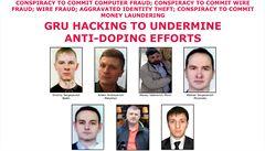 Globální zátah na ruské agenty. Západ obviňuje Moskvu z kyberútoků na více místech světa, i kvůli dopingu