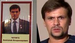 Důkaz visel na Zdi hrdinů. Identitu jednoho z Rusů ze Salisbury prozradila fotografie