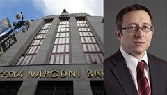 Druhý nový člen bankovní rady ČNB? Zeman jmenuje ekonoma Tomáše Holuba