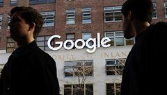 Evropská komise udělila Googlu pokutu přes 38 miliard korun kvůli internetové reklamě