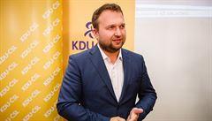 Exministr zemědělství Jurečka bude kandidovat na předsedu KDU-ČSL